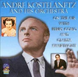 Andre & His Orchestra Kostelanetz - On The Air With Perry Como And Gladys Swarthout