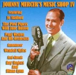 Johnny Music Shop Mercer - IV