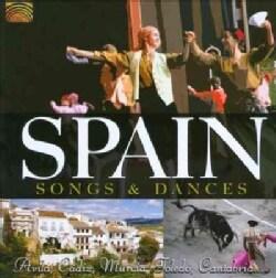 Various - Spain: Songs & Dances