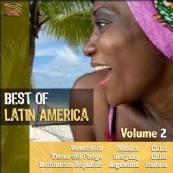 Various - Best of Latin America Vol 2