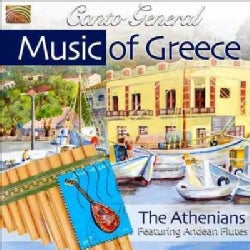 Athenians - Music of Greece: Canto General