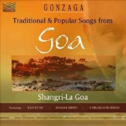 Various - Traditional & Popular Songs from Goa