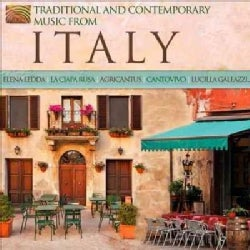 Various - Traditional & Contemporary Music from Italy