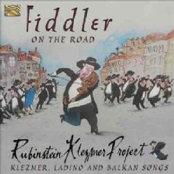 Rubinstein Klezmer Project - Fiddler on The Road