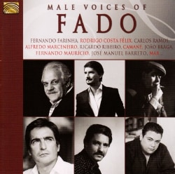 Various - Male Voices of Fado