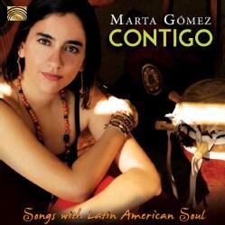 Maria Gomez - Contigo: Songs with Latin American Soul