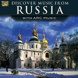 Various - Discover Music from Russia with Arc Music