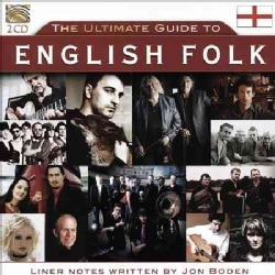 Various - The Ultimate Guide to English Folk