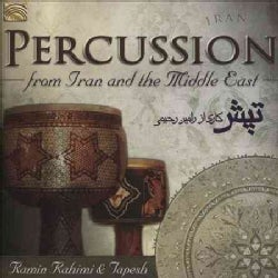 Tapesh - Percussion from Iran & The Middle East