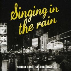 SINGING IN RAIN: DANCE MUSIC FROM CLASSIC MOVIES - SINGING IN RAIN: DANCE MUSIC FROM CLASSIC MOVIES
