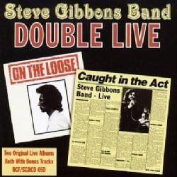 Steve Gibbons - Double Live