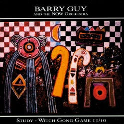 BARRY GUY - STUDY-WITCH GONG GAME 11/10