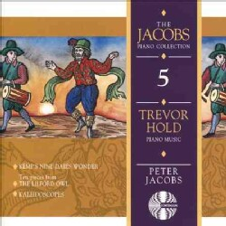 Trevor Hold - Hold: The Jacobs Piano Collection 5