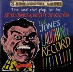 Spike Jones - Jones Laughing Record