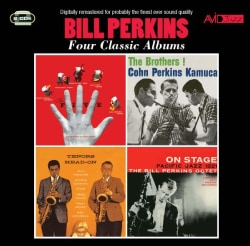 Bill Perkins - Five/Brothers/Tenors Head-On/On Stage