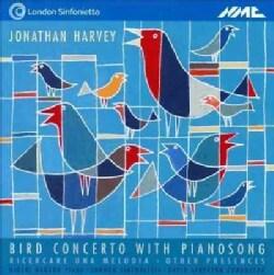 London Sinfonietta - Harvey: Bird Concerto with Pianosong