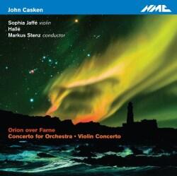 Sophia Jaffe - Casken: Orion Over Farne
