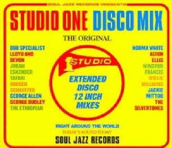 Various - Studio One Disco Mix