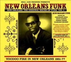 Various - New Orleans Funk 4