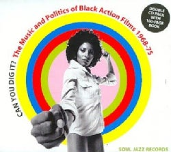 Various - Music & Politics Of Black Action Films 1969-75
