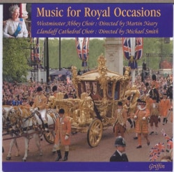 Westminster Abbey Choir - Music For Royal Occasions