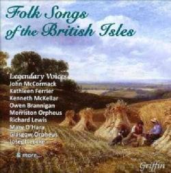 Various - Folk Songs of The British Isles