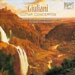 Claudio Maccari - Giuliani: Guitar Concertos