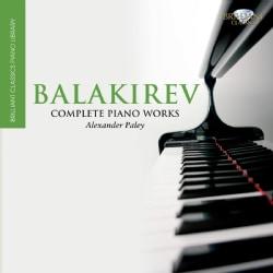 Mily Balakirev - Balakirev: Complete Piano Works