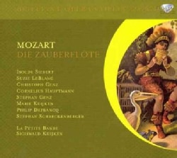 La Petite Bande Orchestra - Mozart: Die Zauberflote