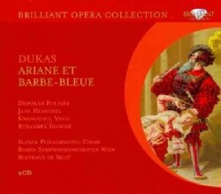 Slovak Philharmonic Choir - Dukas: Ariane Et Barbe-Bleue