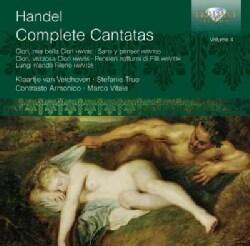 Contrasto Armonico - Handel: Complete Cantatas, Vol. 4