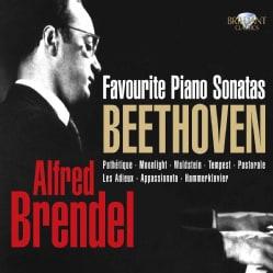 Alfred Brendel - Beethoven: Favourite Piano Sonatas