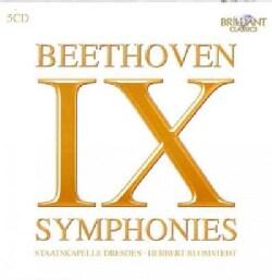 Staatsoper Dresden - Beethoven: Complete Symphonies