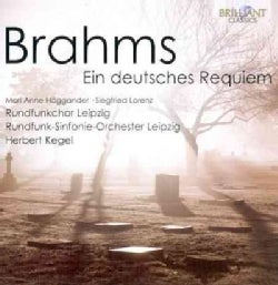 Rundfunkchor Leipzig - Brahms: German Requiem to the Words of the Holy Scripture