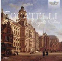 Ensemble Violini Capricciosi - Locatelli: Complete Locatelli Edition