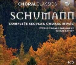 Studio Vocale Karlsruhe - Schumann: Complete Secular Choral Music