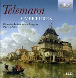 Collegium Instrumentale Brugense - Telemann: Overtures