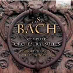 Robert Haydon Clark - Bach: Complete Orchestral Suites