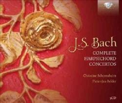Burkhard Glaetzner - Bach: Complete Harpsichord Concertos