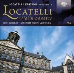 Ensemble Violini Capricciosi - Locatelli Edition: Vol. 2: Violin Sonatas