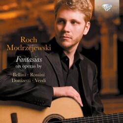 Roch Modrzejewski - Fantasias on Opera