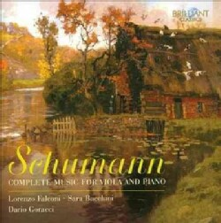 Lorenzo Falconi - Schumann: Complete Music for Viola and Piano