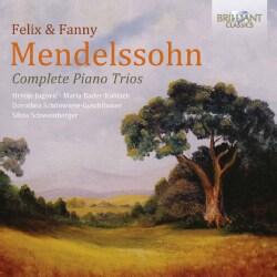 Fanny Mendelssohn - Mendelssohn/Mendelssohn: Complete Piano Trios