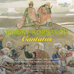 Moscow Symphony Orchestra - Rimsky-Korsakov: Cantatas