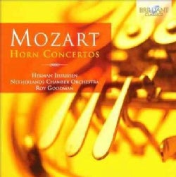 Netherlands Chamber Orchestra - Mozart: Horn Concertos