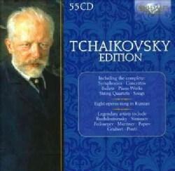 Pyotr Il'yich Tchaikovsky - Tchaikovksy Edition