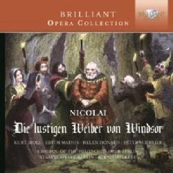 Chor Der Deutschen Staatsoper Berlin - Nicolai: Die Lustigen Weiber Von Windsor