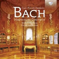 Pieter-Jan Belder - Bach: Harpsichord Concertos