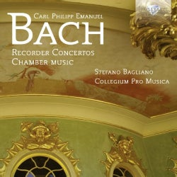 Collegium Pro Musica - Bach: Recorder Concertos and Chamber Music