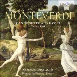 Armoniosoincanto - Monteverdi: Canzonette a Tre Voci